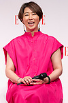 Miho Nakai attends the ELLE WOMEN in SOCIETY 2018 on June 16, 2018, Tokyo, Japan. The annual event focuses on working women's role in the Japanese society through various seminars where top businesswomen, celebrities and leaders are invited to speak. (Photo by Rodrigo Reyes Marin/AFLO)