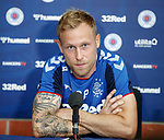 17.07.2019: Rangers press conference: Scott Arfield