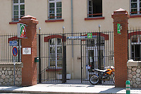 Recruiting office for the Foreign legion. Perpignan, Roussillon, France.
