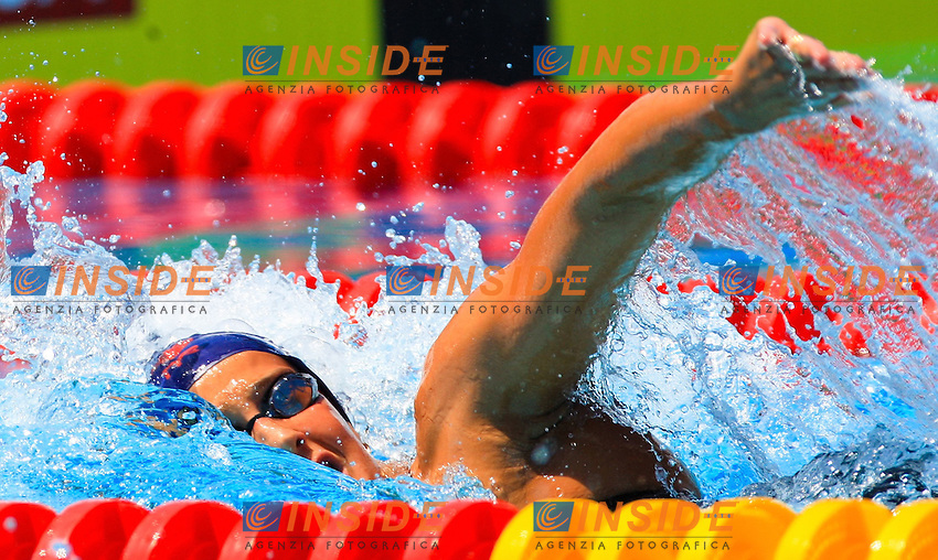 Roma 27th July 2009 - 13th Fina World Championships .From 17th to 2nd August 2009.Women's 1500 Freestyle.Villaecija Erika ESP.photo: Roma2009.com/InsideFoto/SeaSee.com