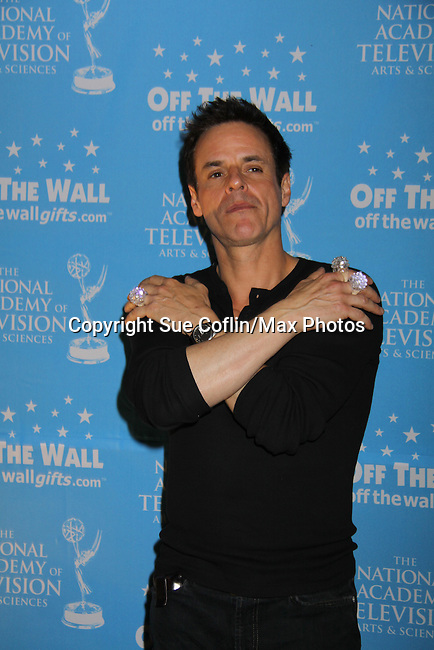 The Young and The Restless Christian LeBlanc - lead actor nominee & presenter at the 38th Annual Daytime Entertainment Emmy Awards 2011 held on June 19, 2011 at the Las Vegas Hilton, Las Vegas, Nevada. (Photo by Sue Coflin/Max Photos)