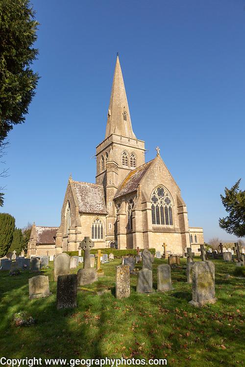Church of Saint Mary, Sutton Veny, Wiltshire, England, UK