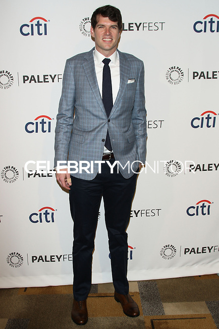 """HOLLYWOOD, LOS ANGELES, CA, USA - MARCH 27: Timothy Simons at the 2014 PaleyFest - """"Veep"""" held at Dolby Theatre on March 27, 2014 in Hollywood, Los Angeles, California, United States. (Photo by Celebrity Monitor)"""