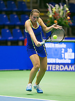 17-12-13,Netherlands, Rotterdam,  Topsportcentrum, Tennis Masters, ,   Nicole Thijssen   <br /> Photo: Henk Koster