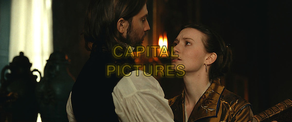 Madame Bovary (2014) <br /> Logan Marshall-Green, Mia Wasikowska<br /> *Filmstill - Editorial Use Only*<br /> CAP/KFS<br /> Image supplied by Capital Pictures