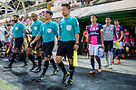 Kitchee vs Kingfisher East Bengal during the 2015 AFC Cup 2015 Group F match on May 12, 2015 at the Mong Kok Stadium in Hong Kong, China. Photo by Aitor Alcalde / Power Sport Images for World Sport Group