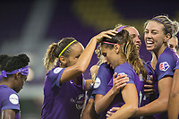 Orlando, FL - Thursday September 07, 2017:  during a regular season National Women's Soccer League (NWSL) match between the Orlando Pride and the Seattle Reign FC at Orlando City Stadium.