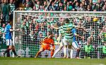 29.04.18 Celtic v Rangers: Tom Rogic scores from distance