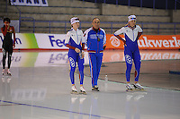 SPEED SKATING: CALGARY: Olympic Oval, mrt. 2015, ISU World Championships Allround, ©foto Martin de Jong
