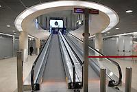 - Milan, the Central Station after restructuring....- Milano, la Stazione Centrale dopo la ristrutturazione
