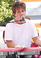 16 July 2016 - Las Vegas, Nevada - Charlie Puth.   Charlie Puth performs at GO Pool at Flamingo Las Vegas. Photo Credit: MJT/AdMedia