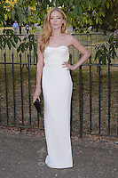 Clara Pagett at The Serpentine Gallery Summer Party 2015 at The Serpentine Gallery, London.<br /> July 2, 2015  London, UK<br /> Picture: Dave Norton / Featureflash