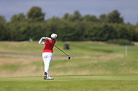 Send Ersoy (Turkey) during final day of the World Amateur Team Championships 2018, Carton House, Kildare, Ireland. 01/09/2018.<br /> Picture Fran Caffrey / Golffile.ie<br /> <br /> All photo usage must carry mandatory copyright credit (&copy; Golffile | Fran Caffrey)