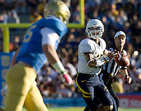 California Golden Bears vs UCLA Bruins October 29 2011