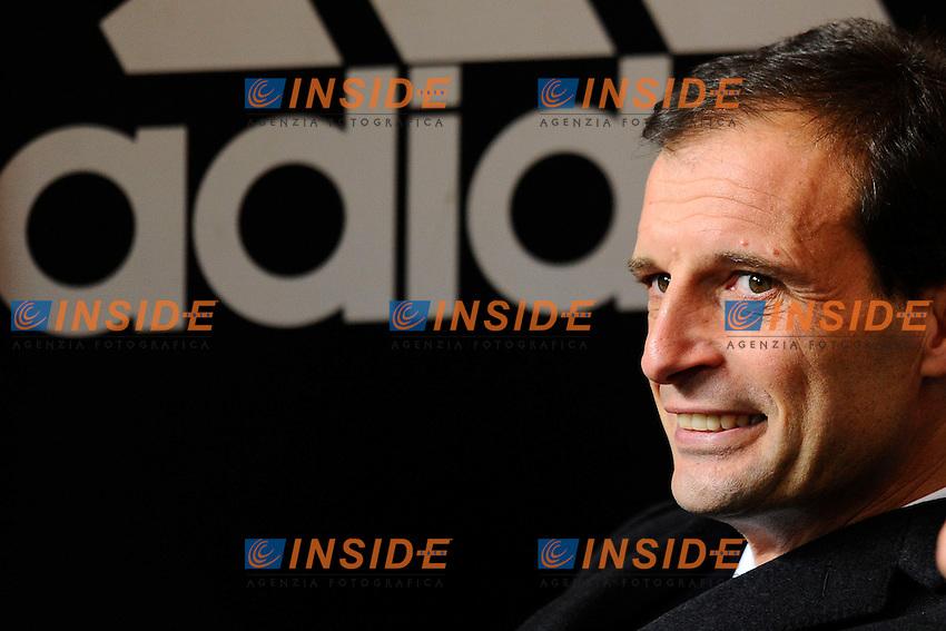 Massimiliano Allegri Milan <br /> Milano 23-11-2013 - Stadio Giuseppe Meazza - <br /> Football Calcio Campionato Italiano Serie A 2013/2014<br /> Milan - Genoa Foto Matteo Gribaudi / ImageSport / Insidefoto