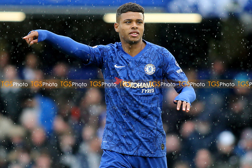 Faustino Anjorin of Chelsea during Chelsea vs Everton, Premier League Football at Stamford Bridge on 8th March 2020