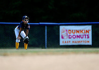Marlborough vs. Ledyard baseball at Blish Field in Marlborough.  Marlborough scored the first 10 runs but then Ledyard battled back to take a 16-15 lead after 5 and a half innings.  Marlborough scored two in the bottom of the sixth to win the game.