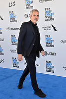 SANTA MONICA, CA. February 23, 2019: Alfonso Cuaron at the 2019 Film Independent Spirit Awards.<br /> Picture: Paul Smith/Featureflash