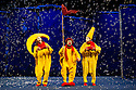 SLAVA'S SNOWSHOW opens at the Royal Festival Hall, Southbank. It runs from Monday 17 December 2012 - Monday 7 January 2013.