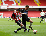 Tyler Smith of Sheffield Utd during the Professional Development U23 match at Bramall Lane, Sheffield. Picture date 4th September 2017. Picture credit should read: John Taff/Sportimage