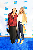 LOS ANGELES - OCT 28:  Ari Graynor, Joanie Geltman at the 2018 Looking Ahead Awards at the Taglyan Cultural Complex on October 28, 2018 in Los Angeles, CA