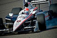 2010 IndyCar Pre-season Test o Barber