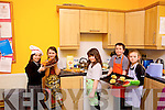 Getting ready for their bake sale taking place Sunday April 13th in St Brendan's Hall, Ballymacelligott are pupils from Nohoval national school, Ballymac. Pictured were: Juilann Martin, Roisin Reidy, Alysha McQuinn, Abby Leahy and Mikey McCarthy.