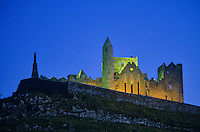 Rock of Cashel, a hilltop stronghold with ruins of cathedral in County Tipperary, Ireland, AGPix_0140.