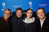 Sante Suárez, David Fernandez de Castro (filmmaker), Belen Sanchez, Tono Folguera