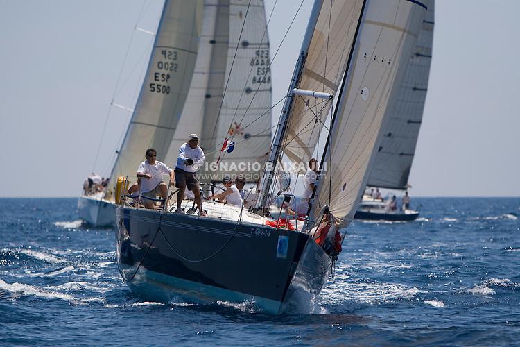 ESP8045 .BYE LUBY .MIGUEL SANCHEZ AGUILELLA .MIGUEL SANCHEZ .C V CASTELLON .XIII Regata Costa Azahar - 25 al 28 de Junio 2009, Real Club Náutico de Castellón