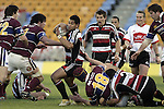Niva Ta'auso during the Air NZ Cup game between the Counties Manukau Steelers and Southland played at Mt Smart Stadium on 3rd September 2006. Counties Manukau won 29 - 8.