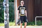 24.06.2020, wohninvest Weserstadion Trainingsplatz, Bremen, GER, 1. FBL, Training SV Werder Bremen, <br /> <br /> im Bild<br /> Davy Klaassen (Werder Bremen #30)<br /> <br /> Foto © nordphoto / Paetzel
