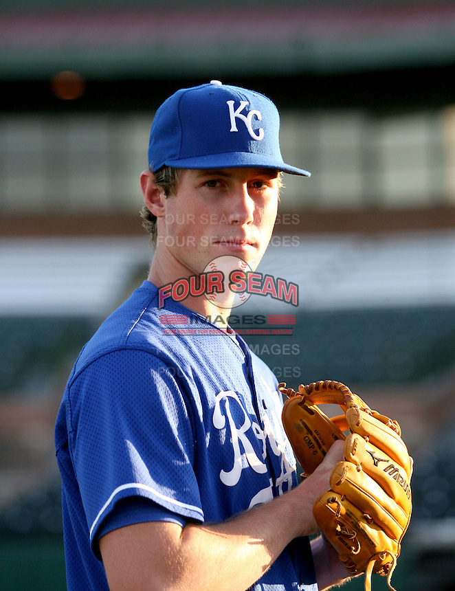 Tim Melville / AZL Royals..Photo by:  Bill Mitchell/Four Seam Images