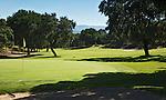PORTUGAL - Hole 7. Quinta do Conde- Golfbaan Quinta do Peru Golf & Country Club. COPYRIGHT KOEN SUYK