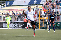 Cary, North Carolina  - Saturday July 01, 2017: Samantha Kerr during a regular season National Women's Soccer League (NWSL) match between the North Carolina Courage and the Sky Blue FC at Sahlen's Stadium at WakeMed Soccer Park. Sky Blue FC won the game 1-0.