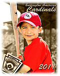 2011 Burlington American Cardinals