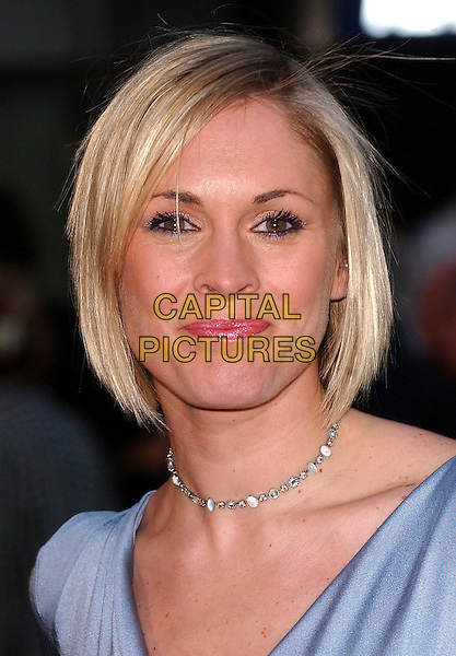 "JENNI FALCONER.attending UK Film Premiere of ""Alien Autopsy"" ,.Odeon Leicester Square, London, England,.3rd April 2006 .portrait headshot jenny.Ref: BEL.www.capitalpictures.com.sales@capitalpictures.com.©Tom Belcher/Capital Pictures."