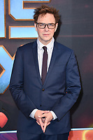 Director, James Gunn at the European premiere for &quot;Guardians of the Galaxy Vol.2&quot; at the Hammersmith Apollo, London, UK. <br /> 24 April  2017<br /> Picture: Steve Vas/Featureflash/SilverHub 0208 004 5359 sales@silverhubmedia.com