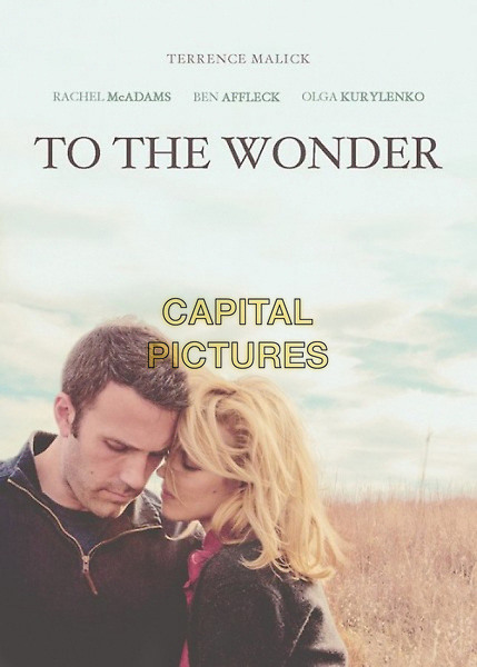 POSTER ART.in To the Wonder (2012) .*Filmstill - Editorial Use Only*.CAP/FB.Supplied by Capital Pictures.
