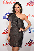 Lilah Parsons<br /> at the Jingle Bell Ball 2016, O2 Arena, Greenwich, London.<br /> <br /> <br /> &copy;Ash Knotek  D3208  03/12/2016