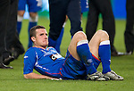 Barry ferguson close to tears