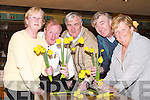 DAFFODIL DAY: At Kirby's Brogue Inn, Tralee, on Monday night, announcing details of Daffodil Day, which will take place on Friday March 23, were Chris Griffin, Michael Fox O'Connor, Bill Kirby, Liam Gowan and Ann O'Connor.