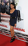"""HOLLYWOOD, CA. - April 12: Ciara arrives to the """"Death At A Funeral"""" Los Angeles Premiere at Pacific's Cinerama Dome on April 12, 2010 in Hollywood, California."""