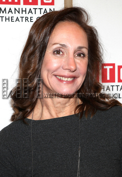 Laurie Metcalf attending the Meet & Greet for the Manhattan Theatre Club's Production of 'The Other Place' at the MTC Rehearsal Studios in New York City. November 26, 2012.
