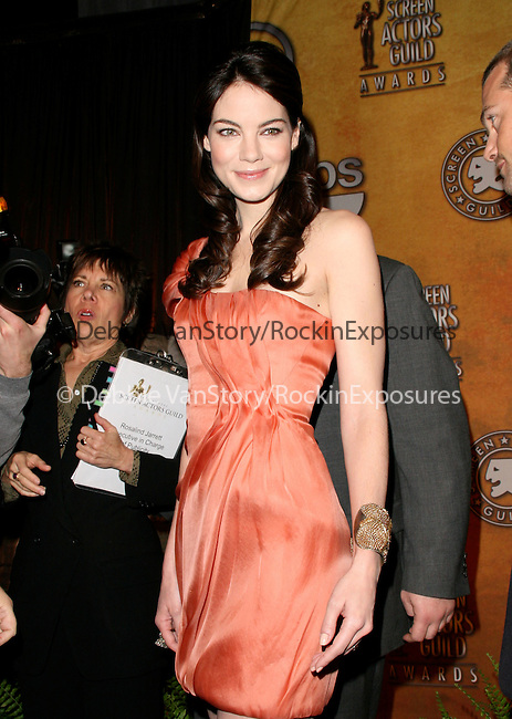 Michelle Monaghan at The 16th Annual Screen Actors Guild Awards® nominations announcements held at The Pacific Design Center,Silver ScreenTheatre in Beverly Hills, California on December 17,2009                                                                   Copyright 2009 Debbie VanStory / RockinExposures