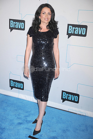 Jenny Pulos at the 2011 Bravo Upfront at 82 Mercer on March 30, 2011 in New York City. Credit: Dennis Van Tine/MediaPunch