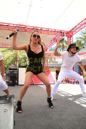 06 July 2019 - Las Vegas, NV - Ally Brooke. Ally Brooke performs July 4th Weekend at Flamingo Las Vegas' Go Pool Dayclub.  <br /> CAP/ADM/MJT<br /> © MJT/ADM/Capital Pictures