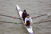 Crew: 456  TWK-WALTERS  Twickenham Rowing Club  W MasE 2x Championship<br /> <br /> Pairs Head 2018<br /> <br /> To purchase this photo, or to see pricing information for Prints and Downloads, click the blue 'Add to Cart' button at the top-right of the page.