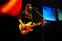 LONDON, ENGLAND - NOVEMBER 1: Paz Lenchantin of 'Pixies' performing at The Roundhouse, Camden on November 1, 2018 in London, England.<br /> CAP/MAR<br /> &copy;MAR/Capital Pictures