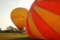 20121124 November 24 Hot Air Balloon Gold Coast